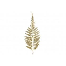 Levél dekor 100cm arany